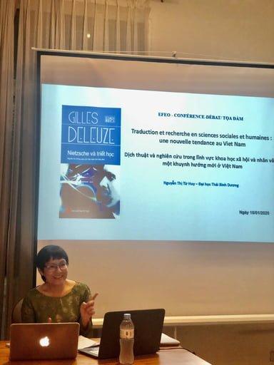 Dịch thuật và nghiên cứu trong lĩnh vực khoa học xã hội và nhân văn – một khuynh hướng mới ở Việt Nam