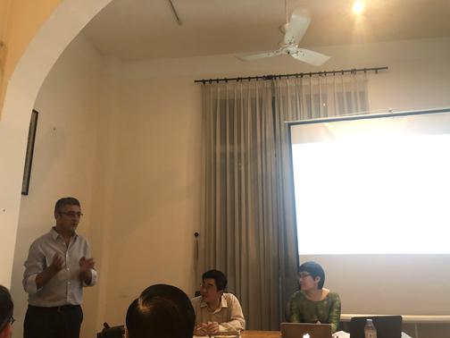 Dịch thuật và nghiên cứu trong lĩnh vực KHXH & nhân văn: Khuynh hướng mới ở Việt Nam