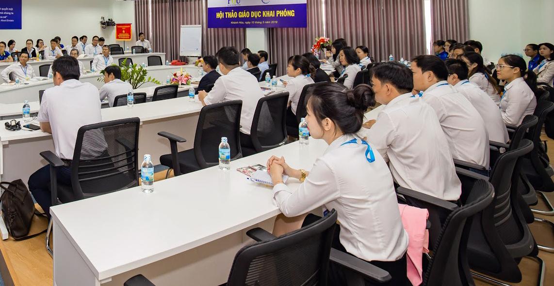 Chương trình ngày hội 24 giờ học hỏi