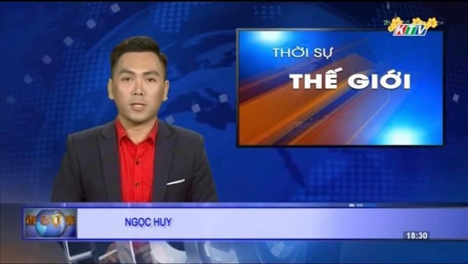 Trần Thái Ngọc Huy và cái duyên với nghề truyền thông