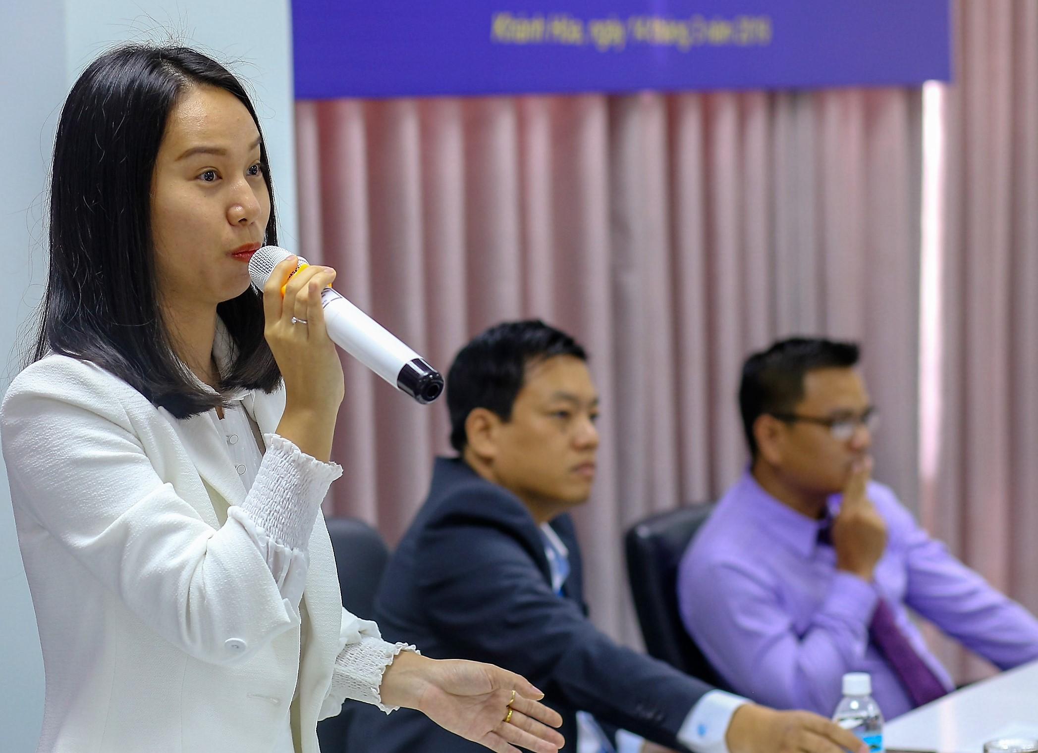 Doanh nhân trẻ Phan Thị Thảo Ly chia sẻ kinh nghiệm khởi nghiệp