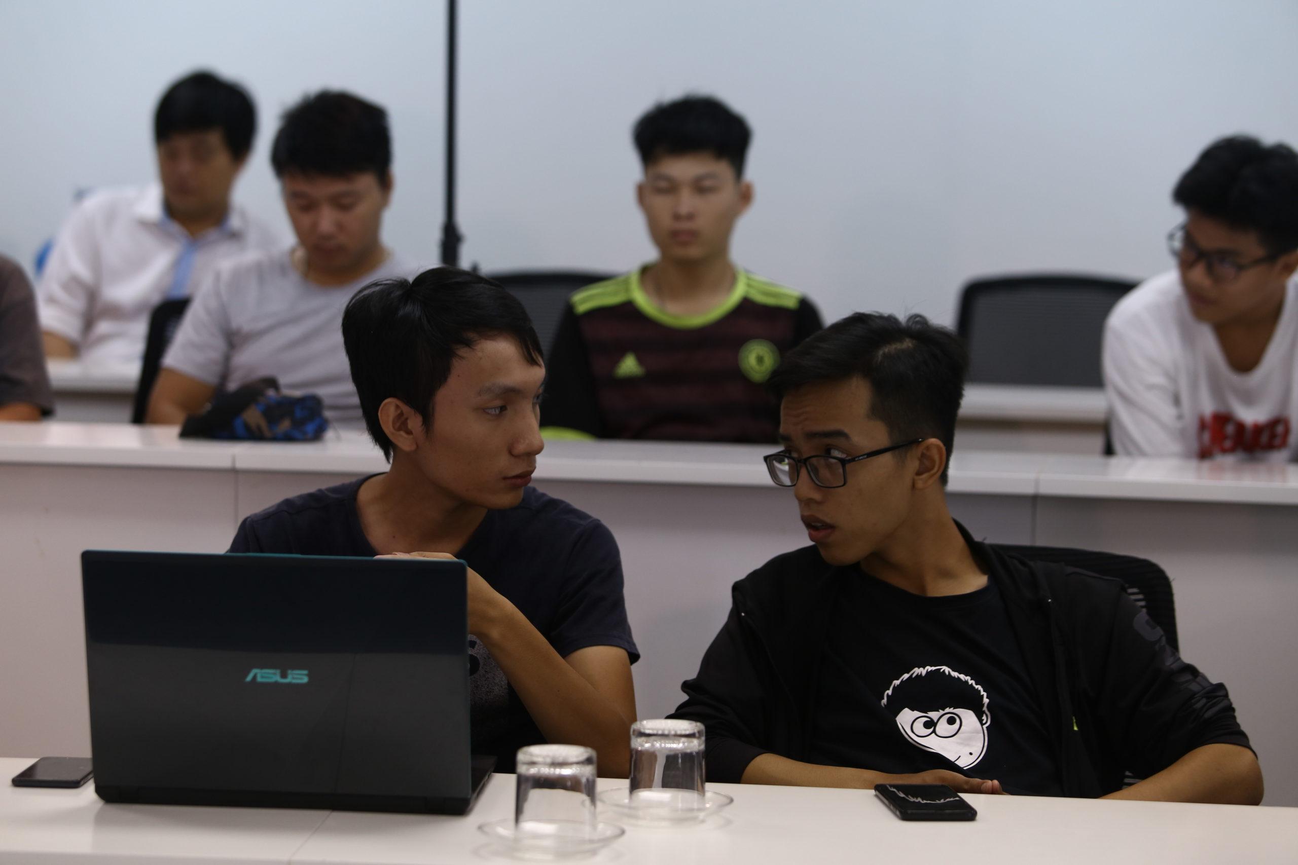 """Tọa đàm: """"Vững bước tương lai với đam mê công nghệ"""" tại Đại học Thái Bình Dương"""