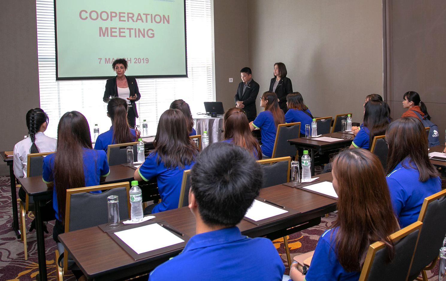 Ngành Hàn Quốc học ĐH Thái Bình Dương – Học tập với giảng viên bản xứ