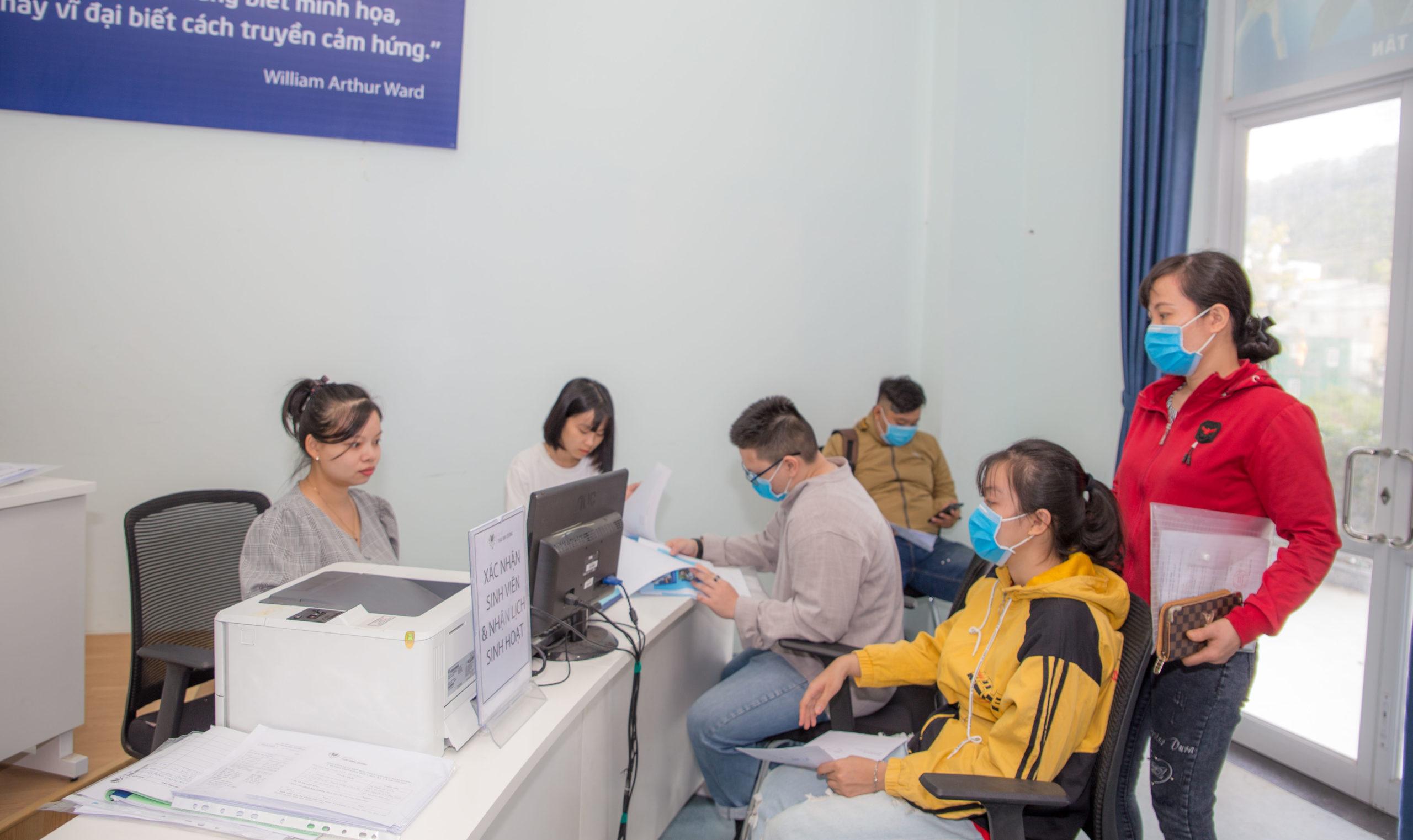 Trung tâm Kết nối và Hỗ trợ Sinh viên