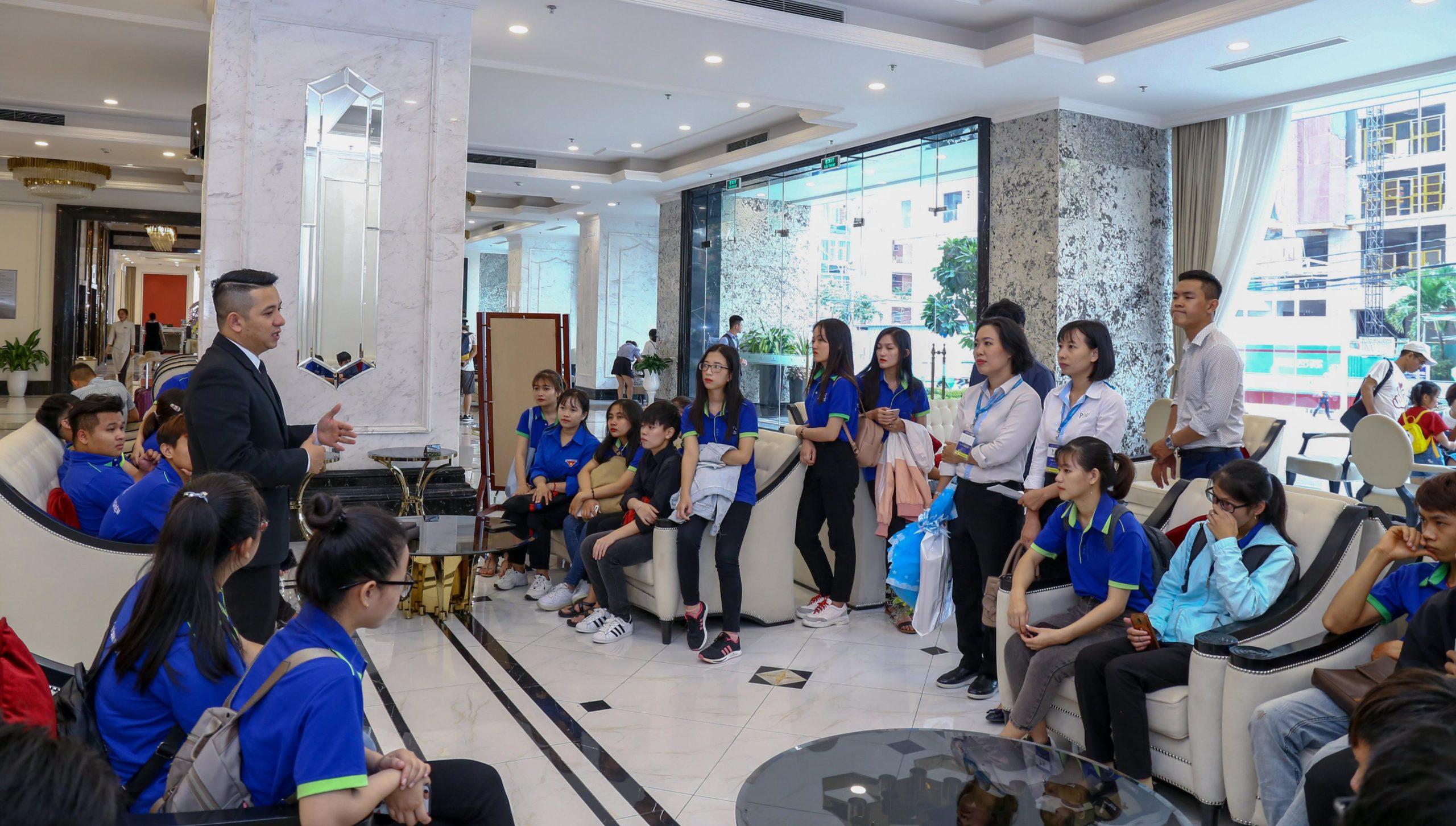 Học ngành Du lịch ĐH Thái Bình Dương: Cơ hội làm việc tại khách sạn 5 sao