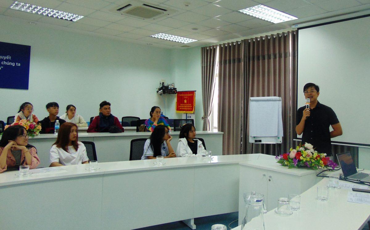 Đại học Thái Bình Dương - Chương trình sinh hoạt đầu khóa đợt 1