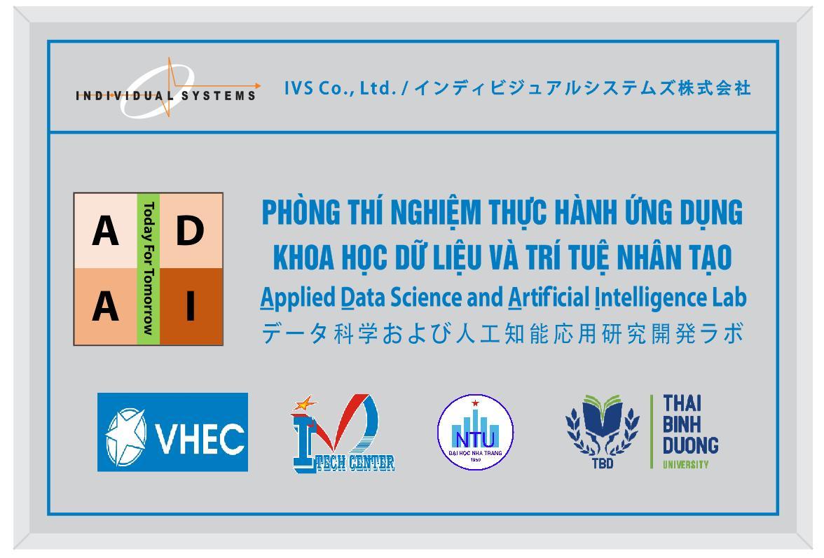 Khoa CNTT Đại học Thái Bình Dương tham dự khai trương ADAI Lab tại Nha Trang