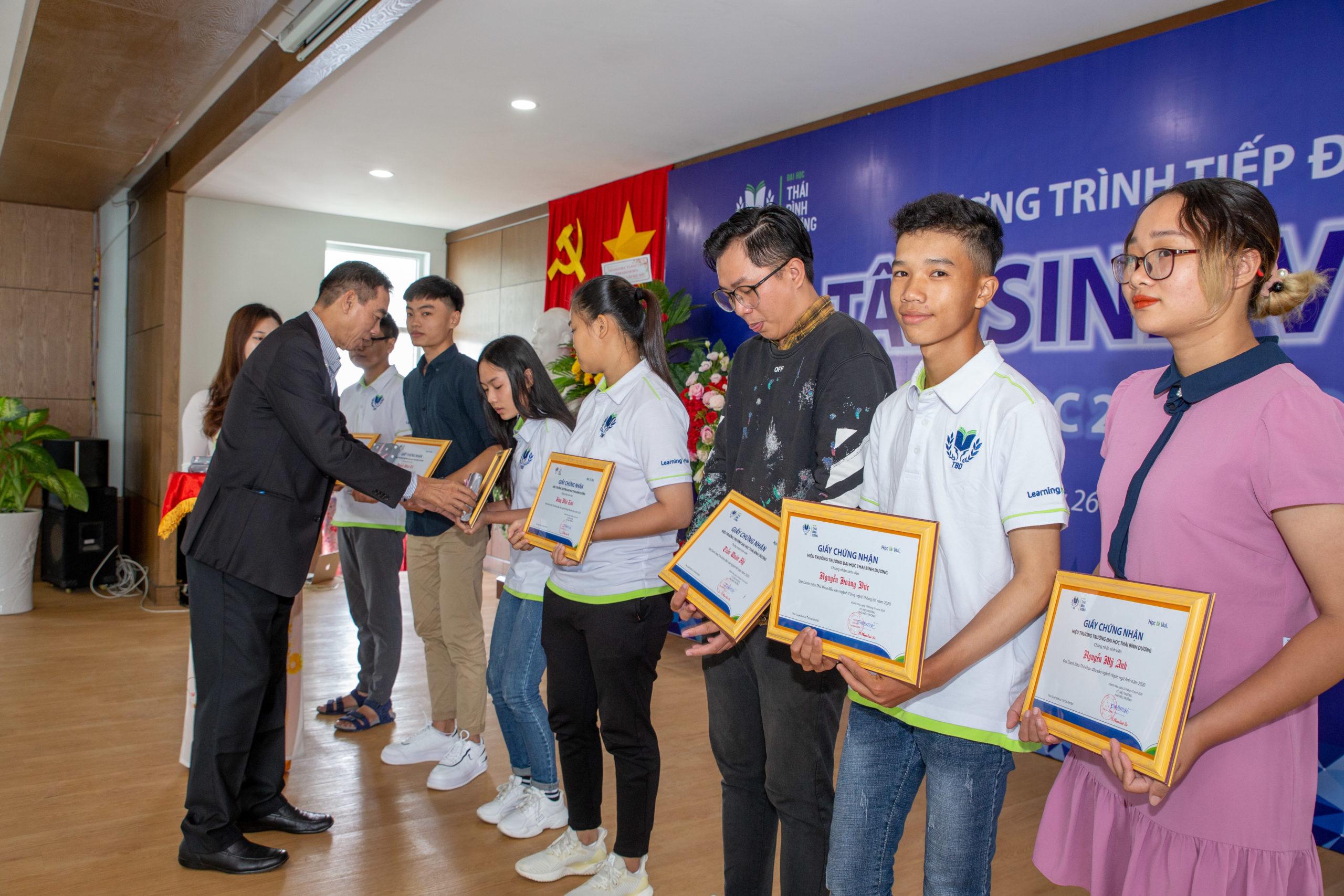TBD chào đón tân sinh viên năm học 2020 – 2021