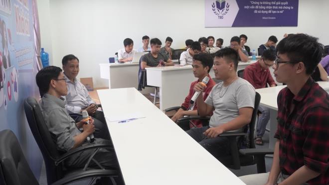 Thái Bình Dương: ĐH đầu tiên tại Nha Trang áp dụng mô hình giáo dục khai phóng - 4