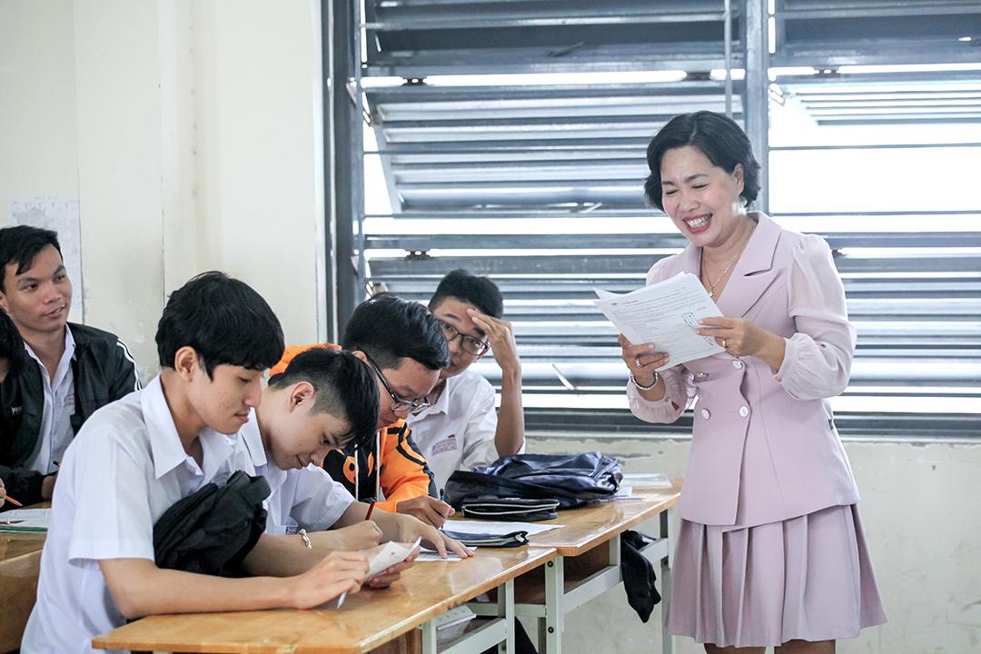 Học sinh THPT Phạm Văn Đồng 4