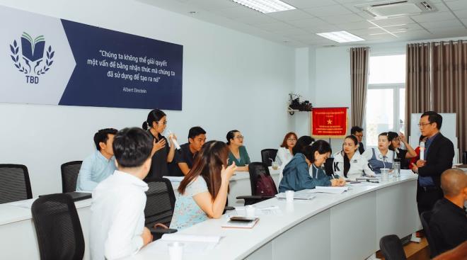 Thái Bình Dương: ĐH đầu tiên tại Nha Trang áp dụng mô hình giáo dục khai phóng - 2