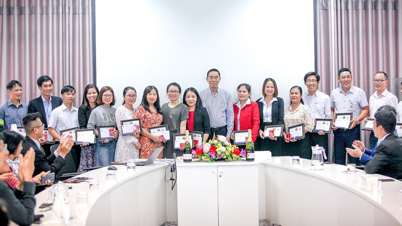 Tổ chức kỷ niệm 12 năm thành lập trường ĐH TBD