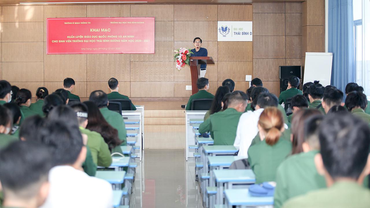 giáo dục quốc phòng TBD 1