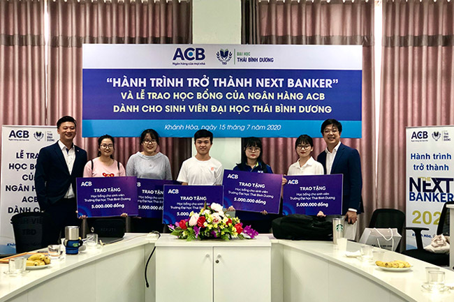 học bổng ACB next banker