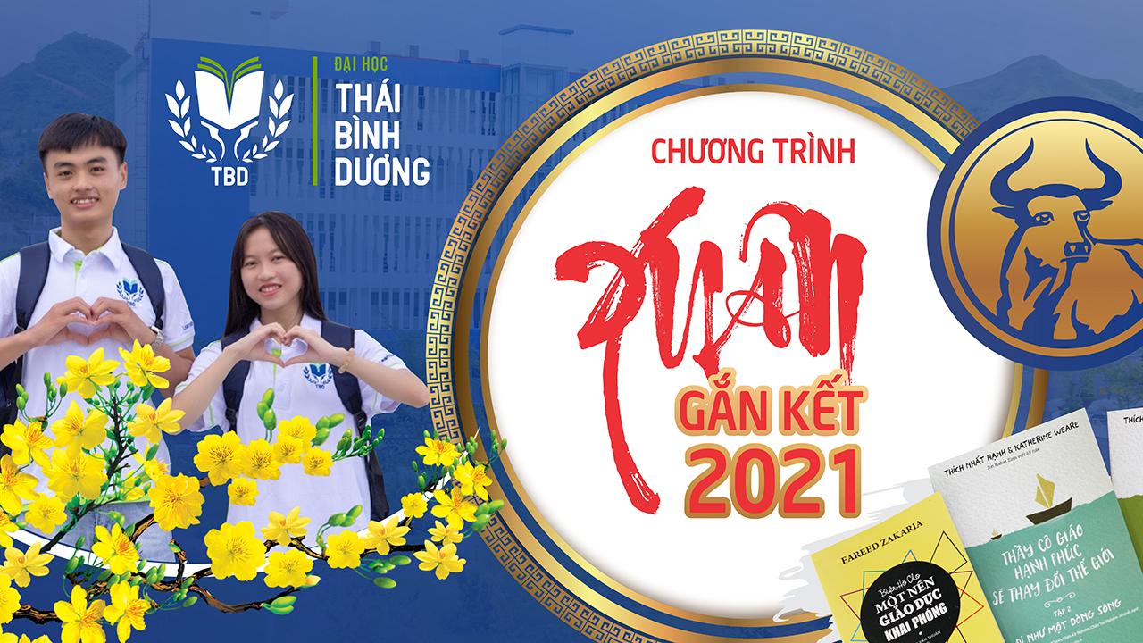ĐH TBD khởi động chương trình Xuân Gắn Kết 2021