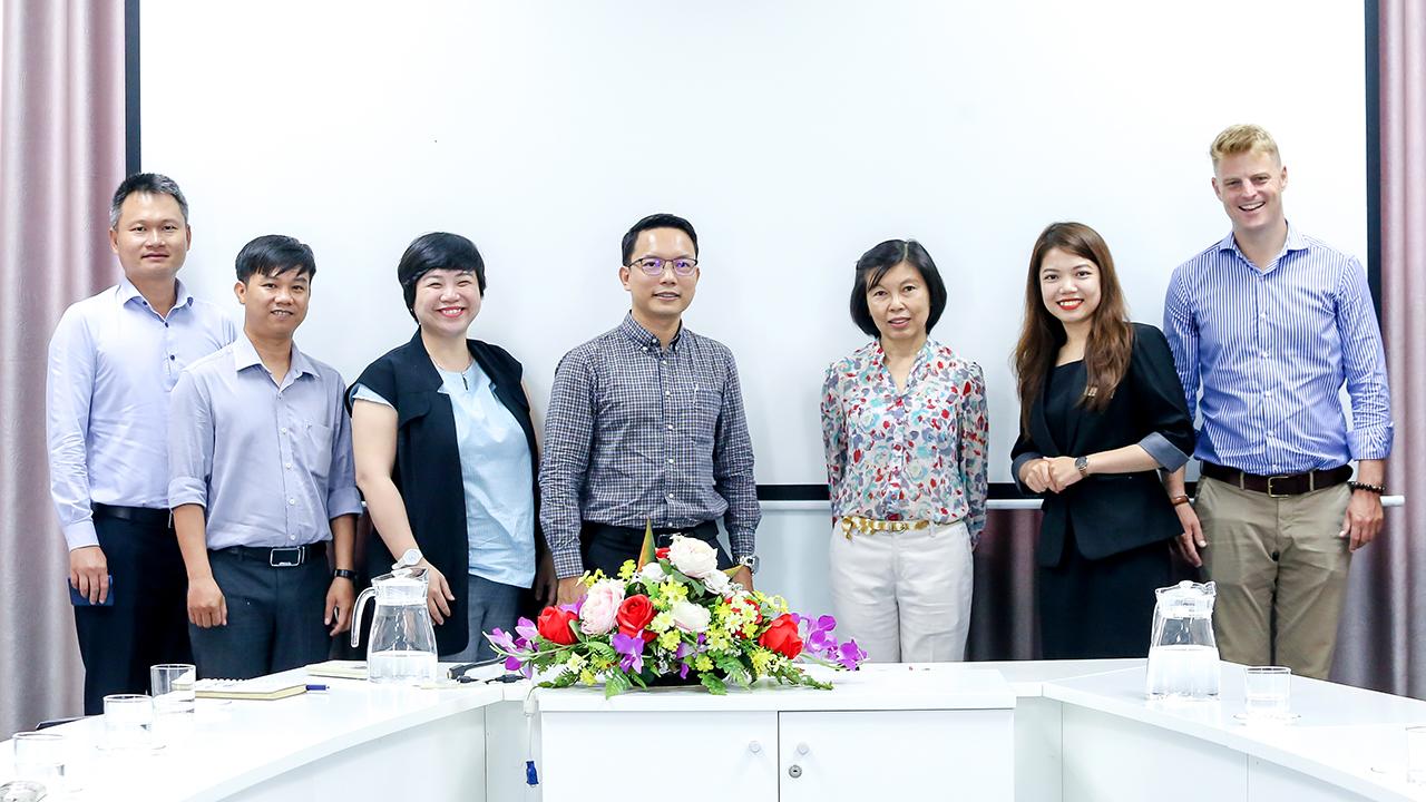 ĐH TBD hợp tác đào tạo với Sheraton Nha Trang