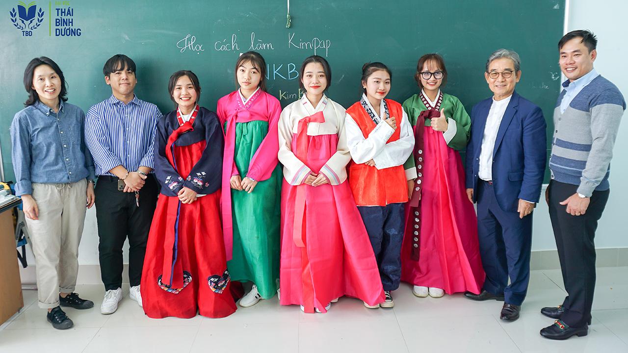 Học ngành Hàn Quốc TBD – Cơ hội học tập và làm việc với người bản xứ