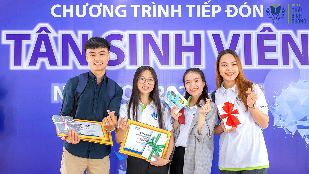 Cơ hội nhận Học bổng Phát triển tài năng của ĐH TBD