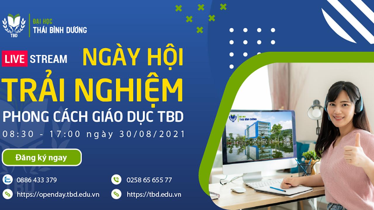Ấn tượng ngày hội trực tuyến trải nghiệm Phong cách giáo dục TBD 2021